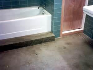 concrete bathroom floor your concrete guy decorative concrete photo galleries and featured projects