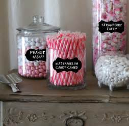 clear kitchen canisters buffet labels for jars chalkboard labels medium