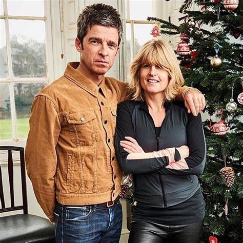 Noel developed a stammer as a child and had to share a bedroom with his younger brother. Noel Gallagher on Christmas, politics, family and more ...