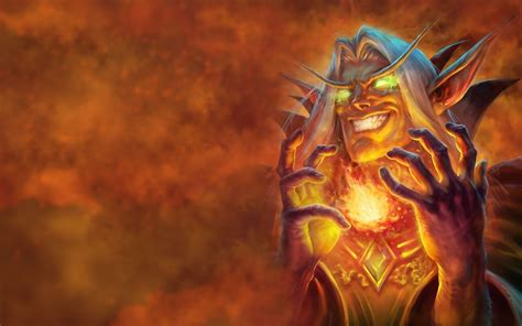 Animated Heroes Wallpaper - hearthstone heroes of warcraft wallpapers pictures images