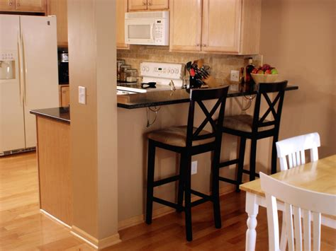 cost to build a kitchen island how to create a raised bar in your kitchen how tos diy
