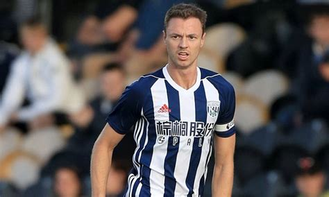Tony Pulis urges Jonny Evans to fight for West Brom place ...
