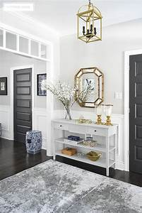 Our, Light, And, Bright, Entryway, Makeover