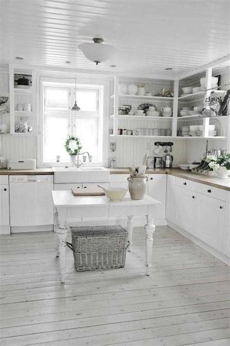cheap country kitchens 33 shabby chic kitchen ideas the shabby chic guru