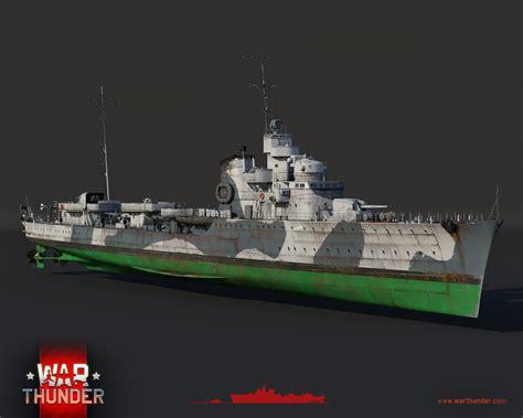 development soldati class destroyer news war thunder