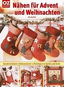Nähen Für Weihnachten Und Advent : n hen f r advent und weihnachten von christa rolf buch ~ Yasmunasinghe.com Haus und Dekorationen