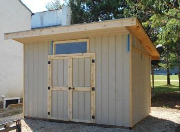 slant roof storage shed plans maxwell garden center custom built sheds cabins 130