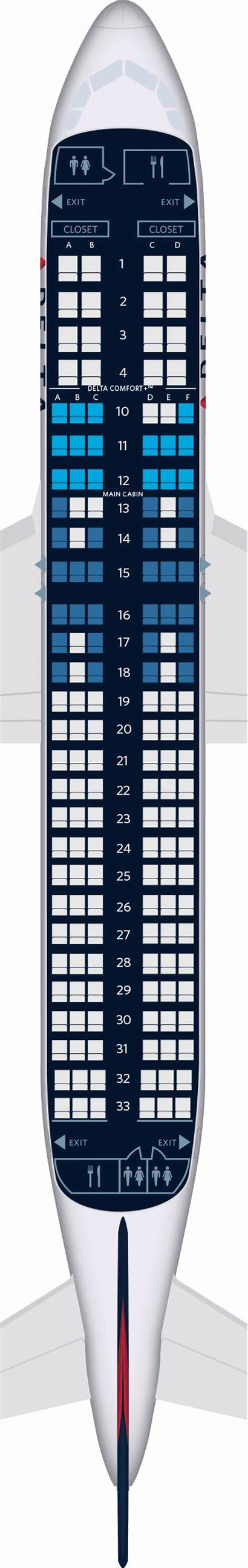 Airbus A320 Delta Aircraft Seat Map Maps