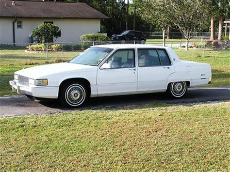 purchase   cadillac fleetwood   owner