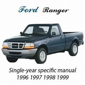 1999 Ford Ranger Service Manual