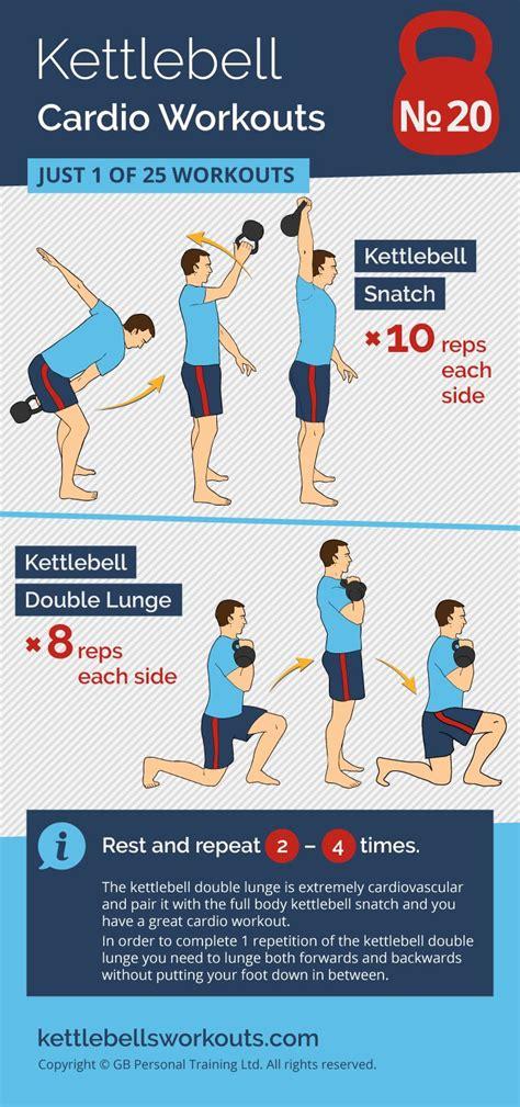 kettlebell cardio workouts workout body exercises advanced feel change way