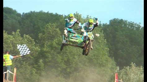 Side car cross Chaumont 2014 - YouTube