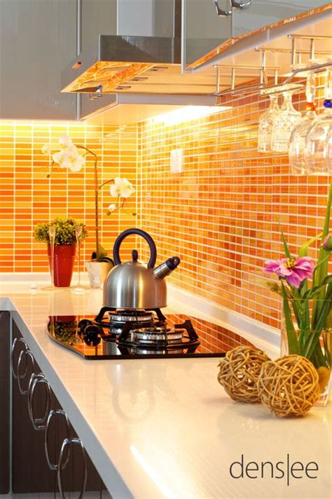 orange kitchen tiles best 25 orange kitchen tile inspiration ideas on 1220