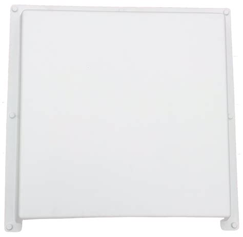 Commercial Ceiling Air Vent Deflector by Elima Draftcommercial Air Deflector Vent Cover For 24 Quot X