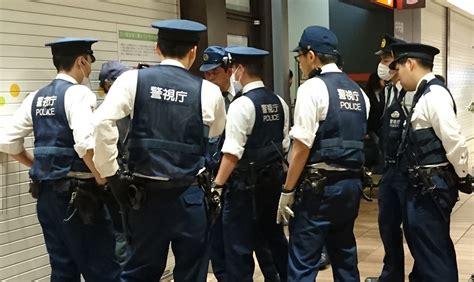 The Myth Of Japan's Bored Police