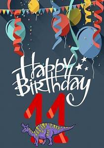 Happy Birthday 11: Birthday Books For Boys, Birthday ...