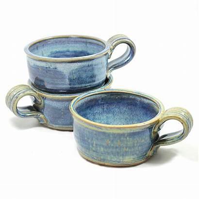 Soup Mug Handmade Pottery Creative Fmeaddons