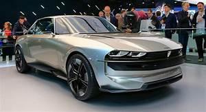 Peugeot E Concept : peugeot e legend concept takes a swing at unboring the ~ Melissatoandfro.com Idées de Décoration