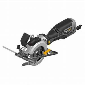 Unbranded 4 2 In  5 8 Amp Compact Circular Saw With