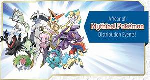20th Anniversary Pokemon Distribution | Informed Pixel