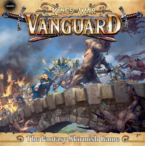 La imagen de los videojuegos. Kings of War: Vanguard ~ Juego de mesa • Ludonauta.es