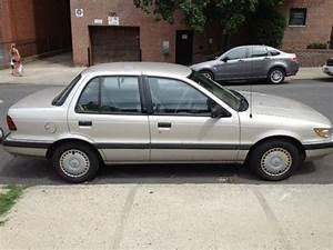 Find used 1991 Mitsubishi Mirage LS Sedan 4-Door 1 5L in