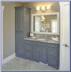 bathroom vanity storage tower awesome bathroom vanities With bathroom vanities with storage towers