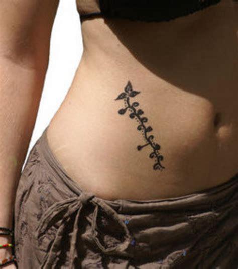 Tatouage Femme Discret Bas Ventre