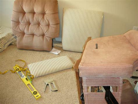 diy upholstery do it yourself divas diy reupholster an old la z boy recliner