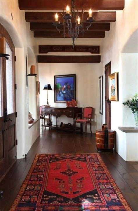 Spanishcolonial Fabrics Spanish Colonial Homes Interior