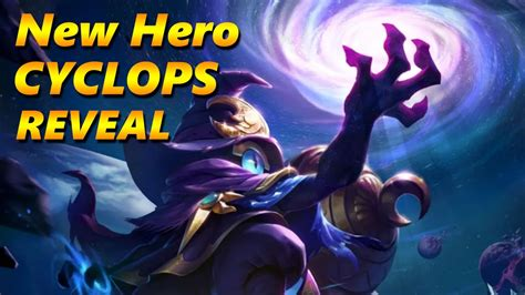 New Hero Cyclops Reveal