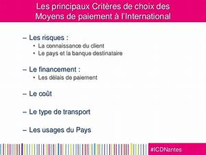 Delai Cheque De Banque : icd2015 les moyens de paiement credit agricole ~ Medecine-chirurgie-esthetiques.com Avis de Voitures