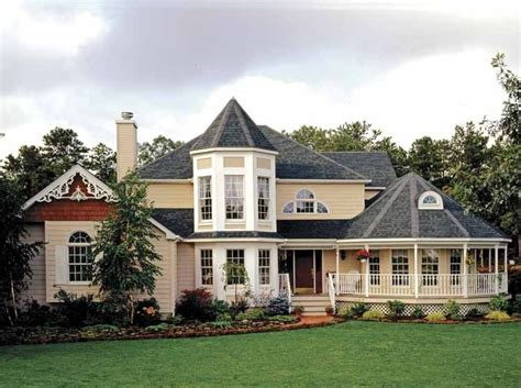 Eplans Queen Anne House Plan