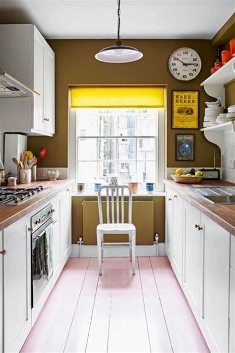 galley kitchen ideas uk decoracion cocinas r 250 sticas vintage retro y modernas con 3706