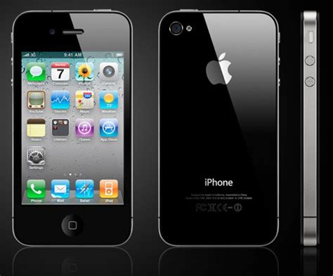 iphone 4 iphone 4 announced launching june 24 for 199 with new