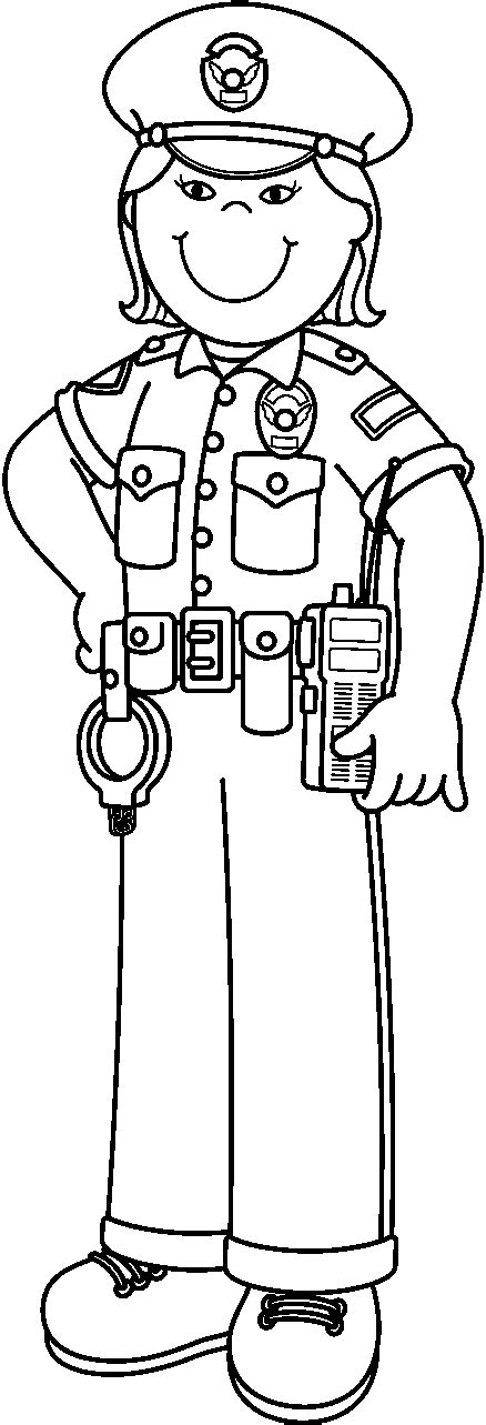 policeman with gun clipart black and white policeman black and white clipart clipart suggest