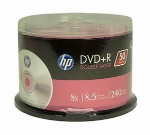 Double Layer Dvd : hp branded dual layer dvd r ~ Kayakingforconservation.com Haus und Dekorationen