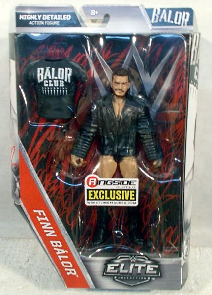 wwe mattel elite collection ringside collectibles