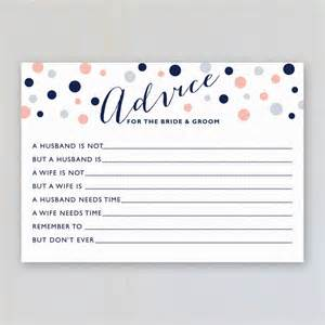 wedding advice marriage advice cards pack of 10 cards by intwine notonthehighstreet