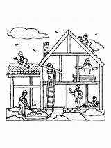 Building Construction Coloring Drawing Job Pages Colouring Sun Jobs Printable Coloringsun Grab Drawings Environment Congratulations Button Through Print Into Printing sketch template