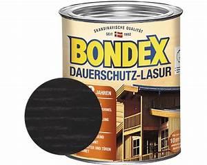 Bondex Dauerschutz Lasur Grau : bondex dauerschutz lasur ebenholz 750 ml bei hornbach kaufen ~ Watch28wear.com Haus und Dekorationen