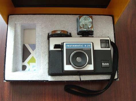 Fuji Instamatic by Vintage Kodak Instamatic X 25 In Box