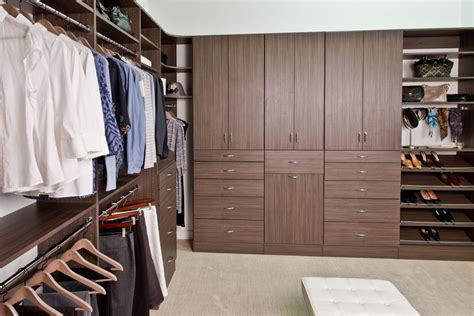 Closet Cabinets by Organized Living Classica Wood Closets