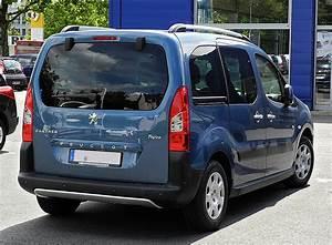 Peugeot Partner Tepee Outdoor : file peugeot partner tepee outdoor ii heckansicht 17 juli 2011 wikimedia ~ Gottalentnigeria.com Avis de Voitures