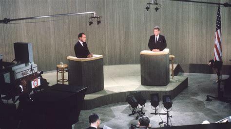kennedy nixon debates history