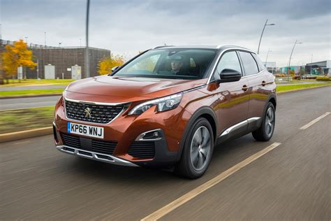 New Peugeot 3008 GT-Line 2016 review - pictures