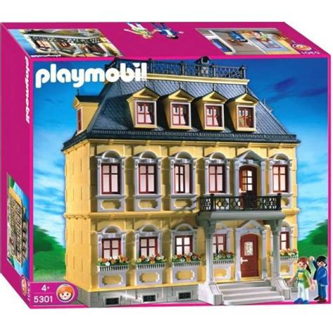 playmobil nostalgisch huis - Playmobil Huis Rosa