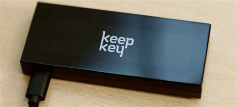 bitcoin hardware wallet keepkey adds dash support