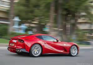 Ferrari Super Fast On Road 812