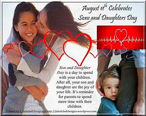 August 11th Cel... Daughters Day